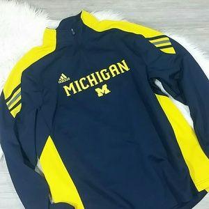 Adidas Michigan pullover